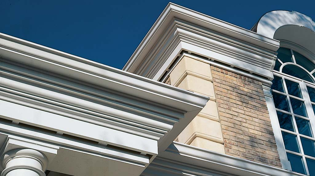 exterior trim installation